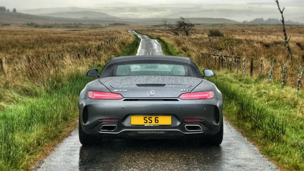 Why Would Anyone A Mercedes Amg Gtc Roadster