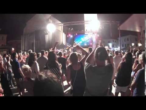 SUGAR FREE - ZUCCHERO TRIBUTE BAND - Umago 2015