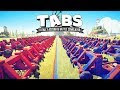 TABS - The AMAZING CATAPULT ARMY! - Totally Accurate Battle Simulator Gameplay