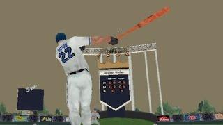 Triple Play 2000 (Royals vs Padres)