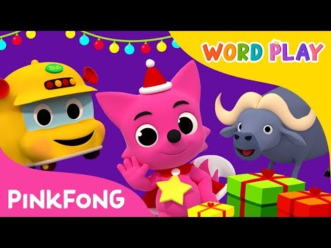 Christmas Day and more | Word Play | +Compilation | Pinkfong Songs for Children