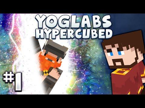 Minecraft Mods - YogLabs Hypercubed 1 - Dimension Rip