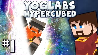 Minecraft Mods - YogLabs Hypercubed 1 - Dimension Rip