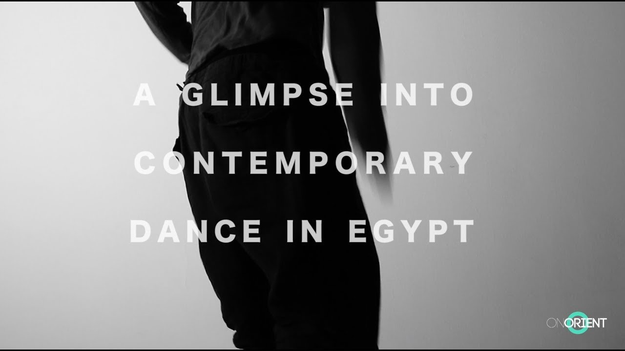 Contemporary dance in Egypt, looking for its right place | Web Arts