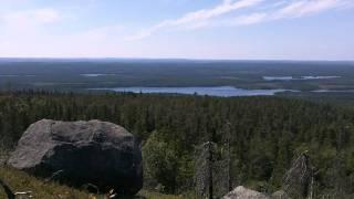 Виды Карелии(Видео отснял очень мало. Впрочем невозможно уместить все красоты этих диких мест в объектив дешёвой видеок..., 2011-07-18T03:50:14.000Z)
