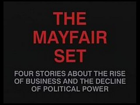 "The Mayfair Set - Part 2:  ""Entrepreneur Spelt S. P. I. V."""