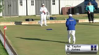 2017 Outdoor Singles - Taylor (BC) vs Jones (SK)