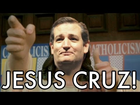 Ted Cruz's Twitter Picture Looks Familiar