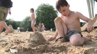 Inauguration des cabines de plage de l
