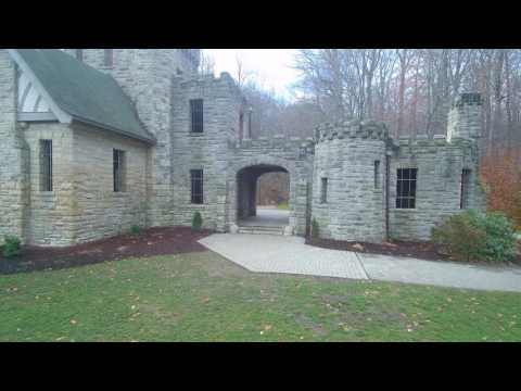 Squire's Castle, Cleveland Metroparks, Willoughby, Ohio