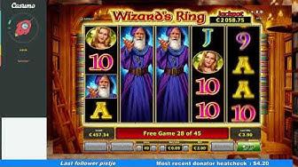 Wizard`s Ring - Big Win