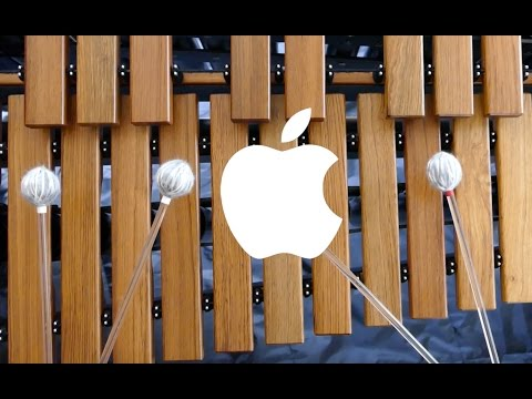 "Apple ""Marimba"" Classic Ringtone"