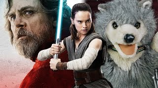 STAR WARS The Last Jedi - Frank Ruins Movie Trailers!