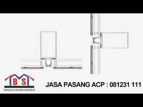 Image Result For Cara Pemasangan Aluminium Composite Panel