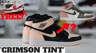 sports shoes e8f2f 37e56 WORTH BUYING  AIR JORDAN 1 RETRO HIGH OG  CRIMSON TINT  REVIEW! - Duration   9 minutes, 17 seconds.