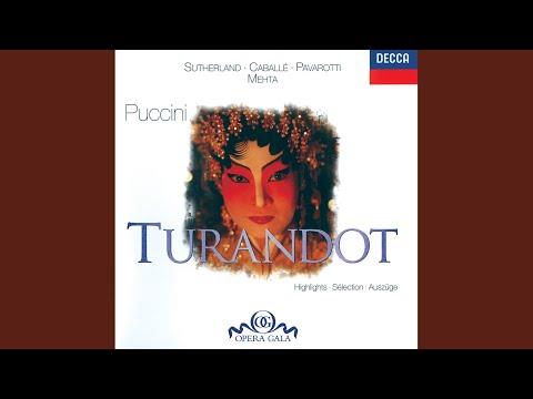 Puccini: Turandot / Act 1 -