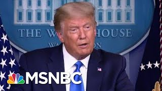 Trump Refuses To Commit To Peaceful Transfer Of Power | Morning Joe | MSNBC