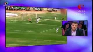 فضيحة البطولة التونسية لكرة القدم موسم 2014/2015