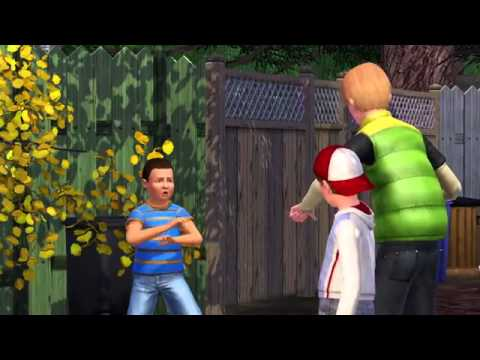 The Sims 3 Trailer Animali & Co. [ita]