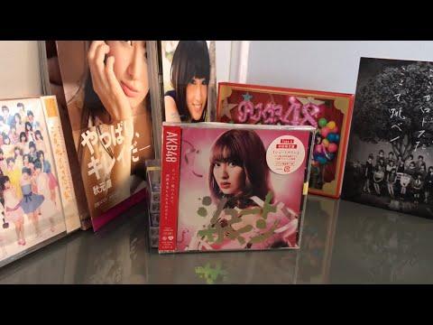 [UNBOXING REACTION LIVE] 🇫🇷 FR - AKB48 Shoot Sign ( シュートサイン )