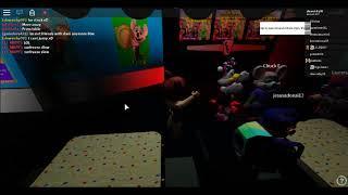 Let's play Roblox: Chuck e Cheese Birthday 2018 version