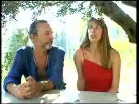 Deva Premal and Miten - Live Interview in Corfu (shorter version)