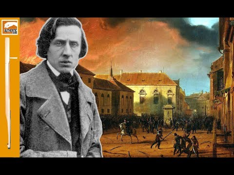 Chopin, Étude Op.10, No.12 in Real Historical Tempo - Wim Winters