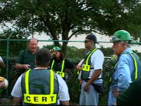 """CERT Training - """"Disaster Psychology"""""""