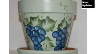 Flower Pot Design | Home Decor Pictures Ideas