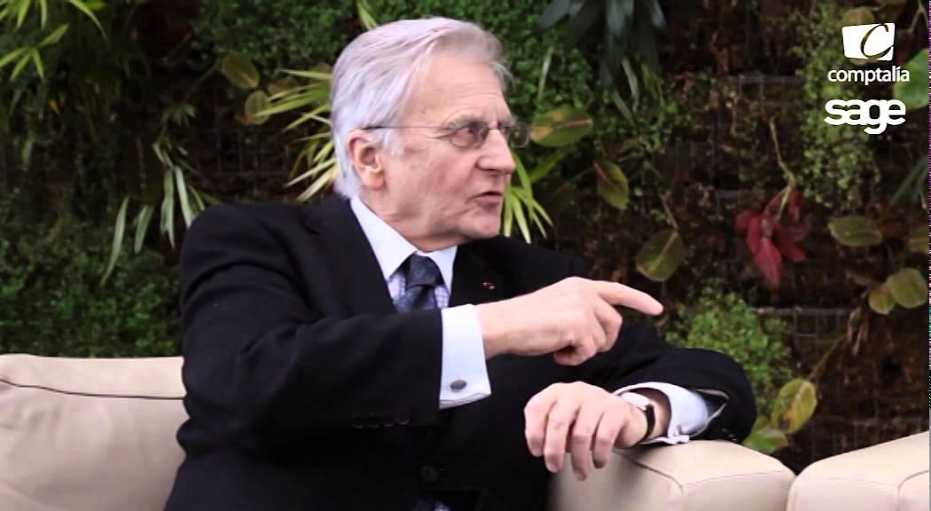 Les Entretiens de l'Académie : Jean-Claude Trichet