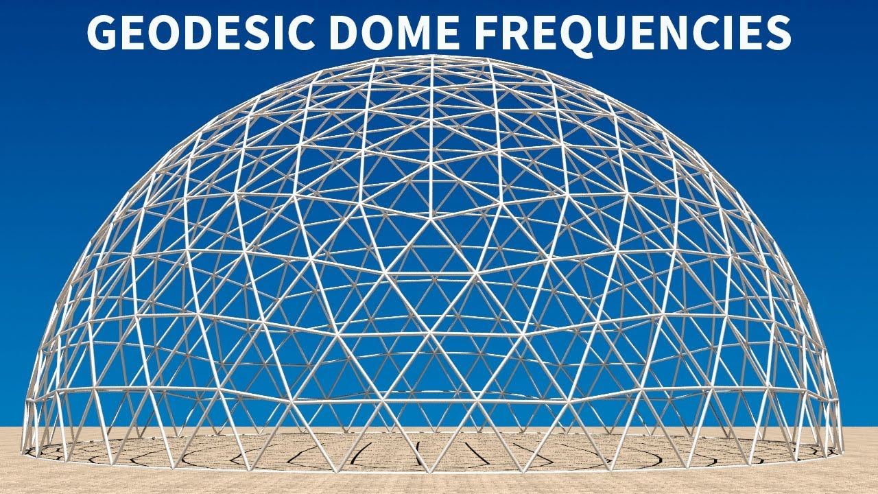 Geodesic Dome Frequencies Explained!