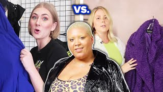 Download Best Friend Vs. Professional Stylist: Night Look Challenge Mp3 and Videos