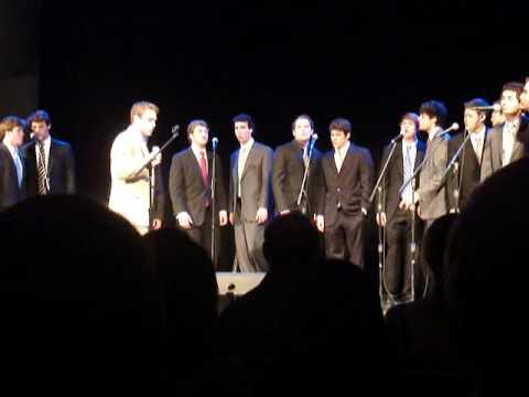 Boondocks (Little Big Town) - The Vanderbilt Dodecaphonics (Dodecs)