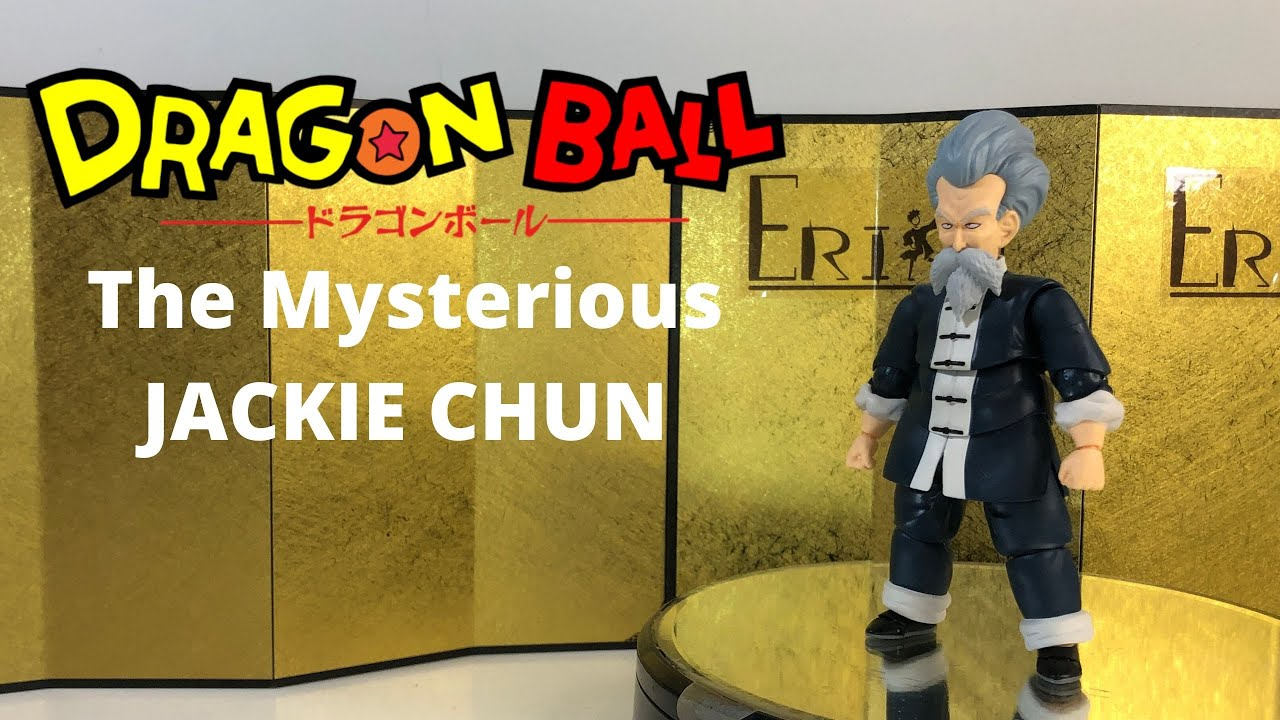 S.H.Figuarts Jackie Chun Dragon Ball (Pretty decent figure!!!)