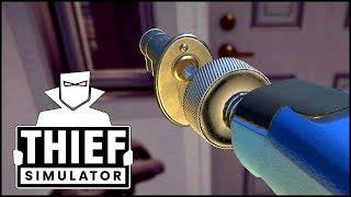 Schloss knacken Deluxe - Thief Simulator #07 [Gameplay German Deutsch]