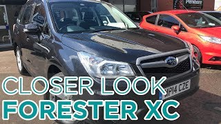 Closer Look: Subaru Forester XC D