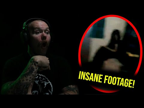 5 Ghost Videos SO SCARY You Can't Watch Them All (Mindseed TV's Reaction to Nukes Top 5)