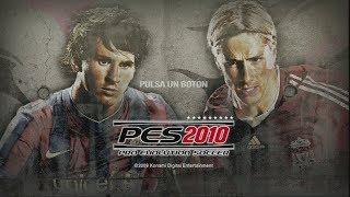 Pro Evolution Soccer 2010 : Copa De Asia Y Oceanía Final ( Parte 12 )