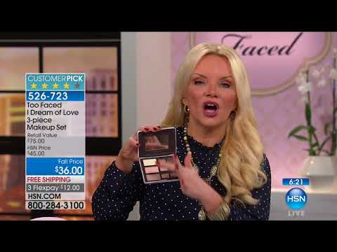 HSN | Too Faced Cosmetics 09.19.2017 - 03 PM