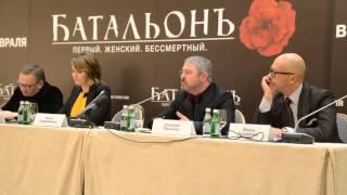 Фильм «БАТАЛЬОНЪ» - пресс в Петребурге(14)