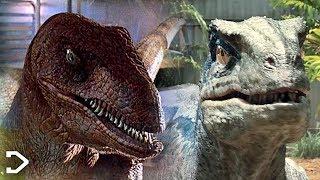 Are Trained Raptors BAD? - Jurassic World: Fallen Kingdom