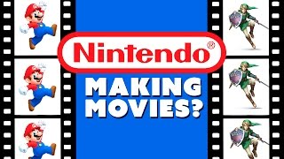 Nintendo Movies Coming SOON - The Know