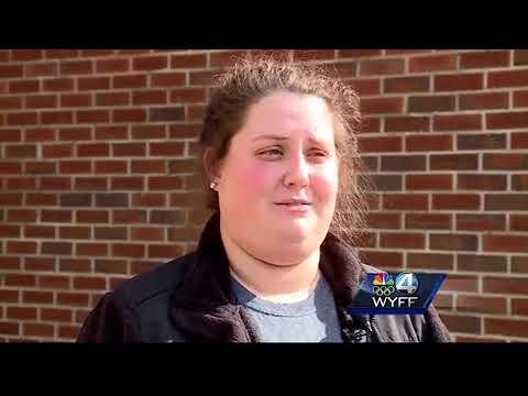 Woman found holding her eyeballs outside Upstate church, deputies say