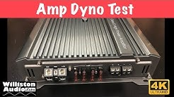 Is $300 for 1500 watts a Good Deal? US Acoustics Mike Monoblock Amp Dyno Test (4K)