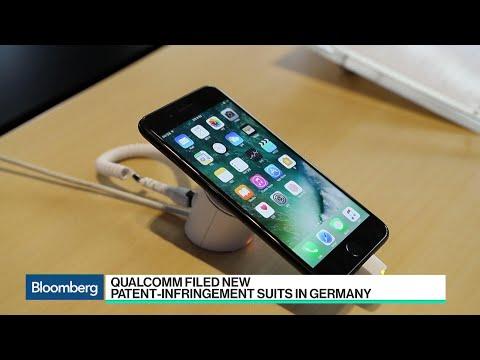Qualcomm's Escalating Apple Litigation