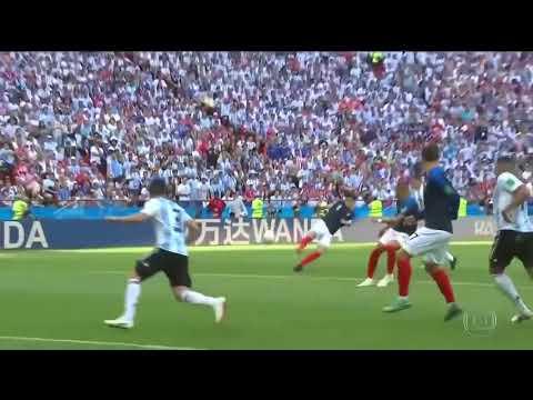 El mejor gol del Mundial de Rusia se lo hicieron a Argentina