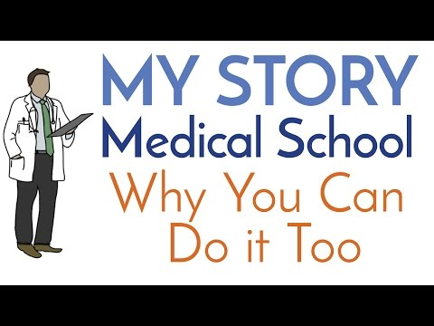 My Story to Med School - Advice to Premed Students  - Why YOU Can Do it Too [Motivation]