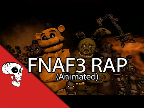 Five Nights at Freddy's 3 Rap Animation -