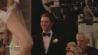 Luke Grimes: 'Fifty Shades Freed' (Behind The Scenes)