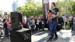 "Эifo.Rio & Ирен г. Томск FESTIVAL ""ZNAКИ"" 06.06.13г."